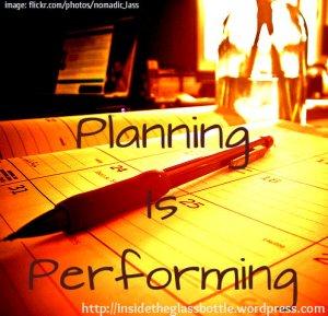 planningisperforming